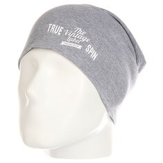 Шапка носок TrueSpin Vintage Grey