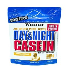Протеин Weider Casein 500 Ваниль Optimum Nutrition