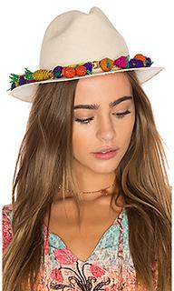 Шляпа miranda - Mercedes Salazar