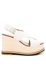 Обувь на танкетке trendy - Flamingos Flamingos