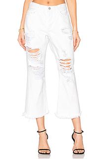 Укороченные расклёшенные джинсы jenna louise - Siwy