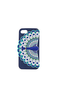 Silicone peacock iphone 7 case - kate spade new york