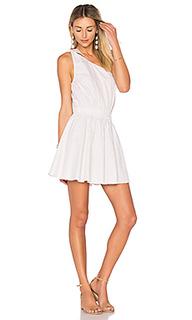 Платье с завязками на плечах - LAcademie