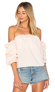 X revolve the puff sleeve blouse - LAcademie