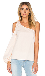 X revolve the asymmetric shoulder blouse - LAcademie