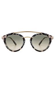 Солнцезащитные очки double bridge - WESTWARD LEANING