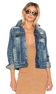 Состаренная джинсовая куртка - PRPS Goods & Co