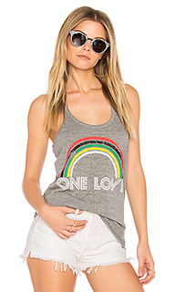 One love rainbow tank - Chaser