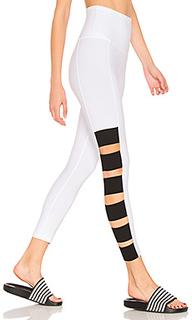 Wide band stacked capri legging - Beyond Yoga
