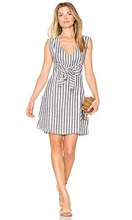 Платье с запахом trail - ZULU & ZEPHYR