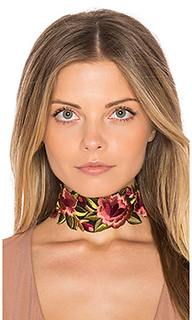 Camilla floral choker - Child of Wild