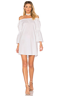 Lantern sleeve dress - Tibi