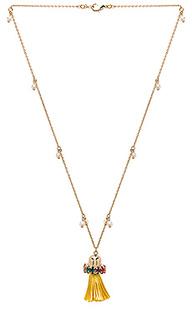 Tassel pendant necklace - Anton Heunis