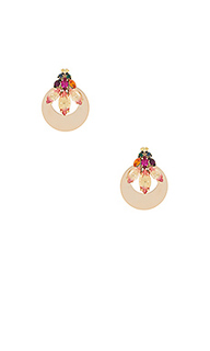 Floral motif earring - Anton Heunis
