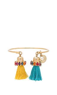 Thin tassel cuff bracelet - Anton Heunis
