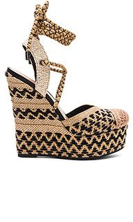 Обувь на танкетке amandinha - Schutz