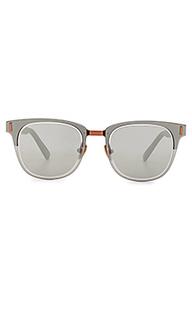 Солнцезащитные очки mirrorcake - WESTWARD LEANING