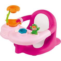 Стульчик-сидение для ванной, розовый, Smoby