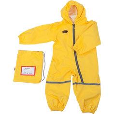 Комбинезон грязезащитный, р-р 3-4,мембрана, Mammie, желтый