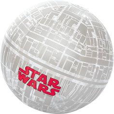 """Мяч пляжный """"Космическая станция"""" 61 см, """"Звёздные войны"""" , Bestway"""