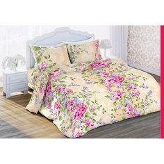 Постельное белье 1,5 БИО Комфорт, Вальс цветов, Любимый дом