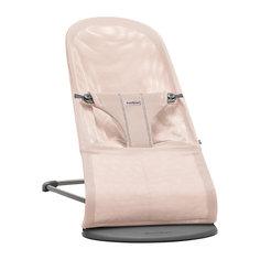 Кресло-шезлонг Bliss Mesh Limited edition, BabyBjorn, нежно розовый