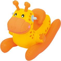 Игрушка-качалка надувная, Bestway, желтая