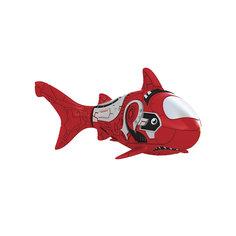 """РобоРыбка """"Акула"""" красная, RoboFish Zuru"""