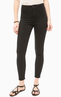 Укороченные черные джинсы Mavi