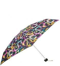 Разноцветный механический зонт Zest