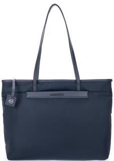 Текстильная сумка с отделением для планшета Piquadro