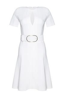 Однотонное платье Stella Mc Cartney