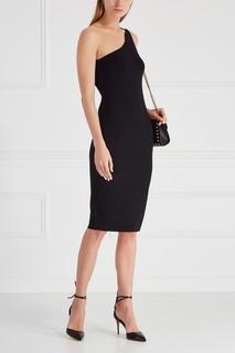 Однотонное платье Diane von Furstenberg