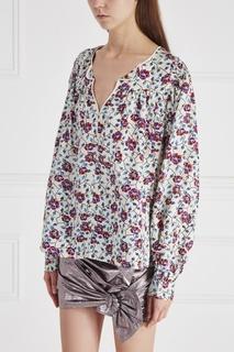 Шелковая блузка Ryton Isabel Marant