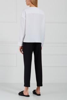Шерстяные брюки Carven