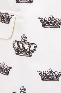 Пиджак из хлопка и шелка Dolce&Gabbana Children