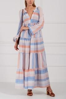 Хлопковое платье Erika Stella Mc Cartney