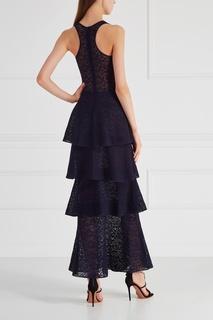 Платье с воланами Stella Mc Cartney