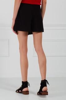 Однотонная юбка-мини Carven