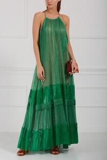 Шелковое платье Joy Stella Mc Cartney