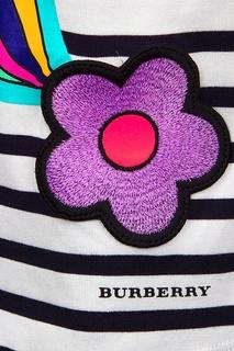 Хлопковый комплект Burberry Children