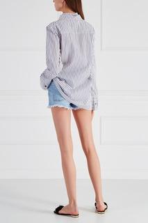 Джинсовые шорты-мини Stella Mc Cartney