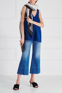Шелковый платок Stella Mc Cartney