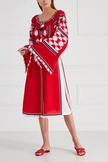 Льняное платье Stardust Vita Kin