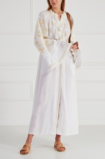 Льняное платье Kilim Vita Kin