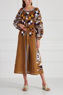 Льняное платье Magic Mix Vita Kin