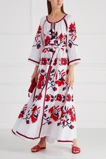 Льняное платье Panels Poppy Vita Kin