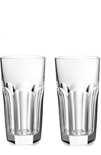 Набор Harcourt 1841 из 2-х стаканов для воды Baccarat