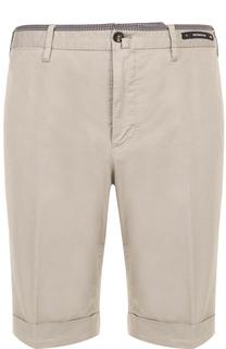 Хлопковые бермуды с карманами PT01