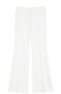 Расклешенные брюки со стрелками Stella McCartney